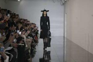 Un défilé de mode de LVMH