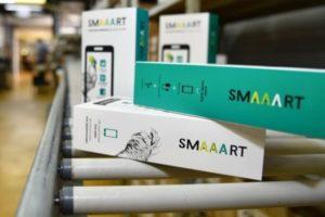 Des smarphones Smaaart de SOFI Groupe