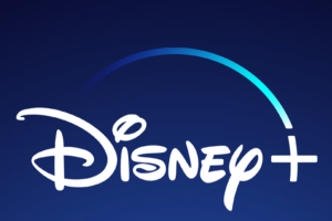 Logo de Disney +.