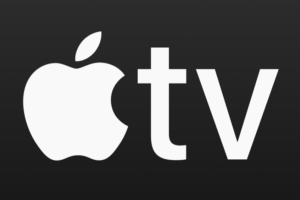 Logo Apple TV+.