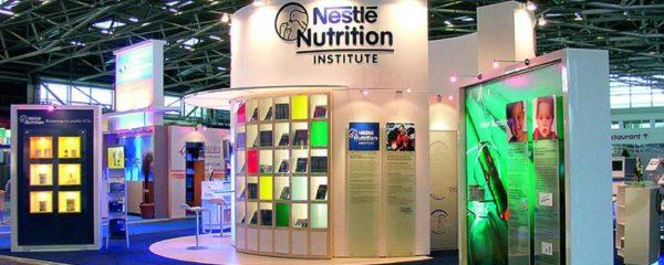 Le Nestlé nutrition institute.
