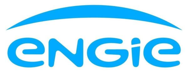 Le logotype d'Engie.